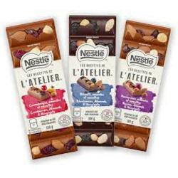L'ATELIER Chocolate Bar