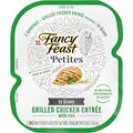 Fancy Feast Petites Grilled Chicken Entrée with Rice in Gravy Gourmet Cat Food
