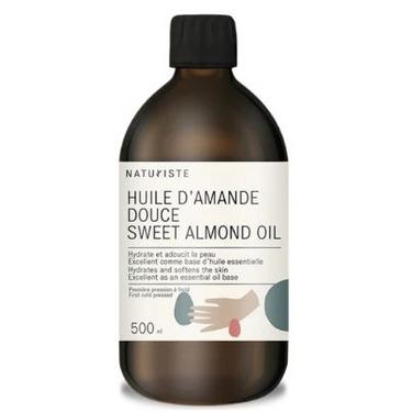 NATURISTE  SWEET ALMOND OIL