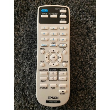 Epson - Home Cinema 880 1080p 3LCD Projector - White