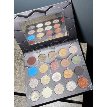 Beebeauty Barbarella Eyeshadow Palette