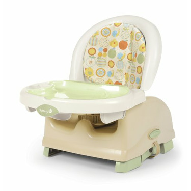 Safety 1st Recline and Grow 5 Stage Booster Seat, Green