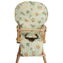 Nojo Water Resistant High Chair Cover - Jungle Babies
