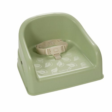 Safety 1st Nature Next Eco-friendly Booster Seat, Green