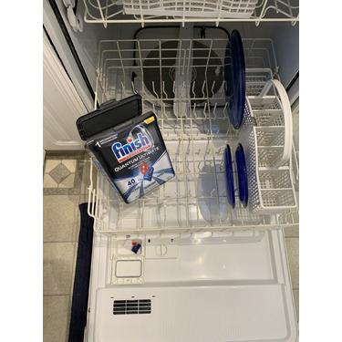 Finish Dishwasher Detergent, Quantum Ultimate, Fresh, 72 Tablets