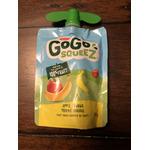 Gogo squeeze apple banana