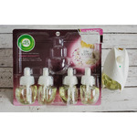 Air Wick Plug-in Air Freshener, Scented Oil Refills, Life Scents: Summer Delights, 5 Refills
