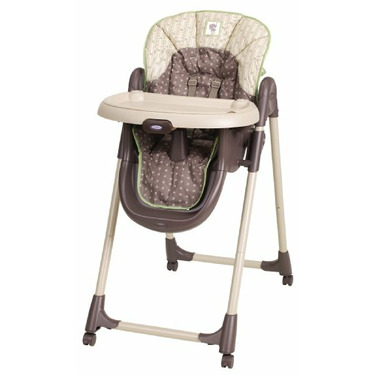 Graco Meatltime Highchair, Elephant Parade