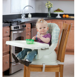 The First Years Miswivel Feeding Chair, Dot To Dot