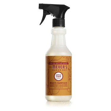 Mrs Meyers all purpose cleaner