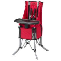 Evenflo BabyGo High Chair - Red