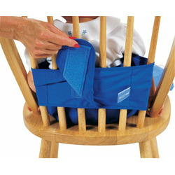 Leachco Sit 'N Secure - Safe Seating Wrap - Red Noah's Ark