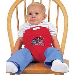 Leachco Sit 'N Secure - Safe Seating Wrap - Red Noah's Ark