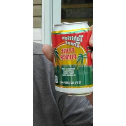 Tahitian Treat Fruit Punch (355ml can)