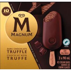 Magnum Dark Chocolate Truffle Ice Cream