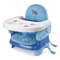 Summer Infant Sesame Street Deluxe Folding Booster