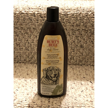 Burt's Bees for dogs nourishing shampoo