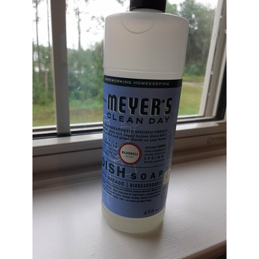meyers dish soap Bluebell