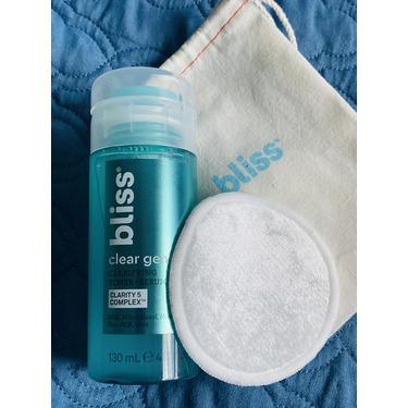 Bliss Clear Genius Clarifying Toner + Serum