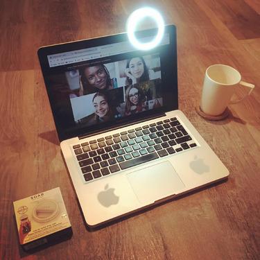 Soar Clip-On Selfie Ring Light