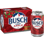 Busch Apple Beer