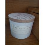 Sand and Fog Limoncello candle
