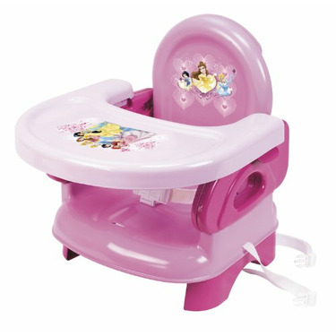 Disney Deluxe Folding Booster Seat, Princess