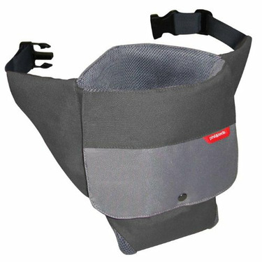 Phil & Teds Wriggle Wrapper - Grey