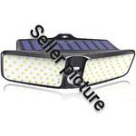 TEUMI Solar outdoor lights