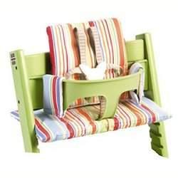 Tripp Trapp Cushion - Art Stripes