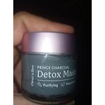 Fleur & Bee Prince Charcoal Detox Mask