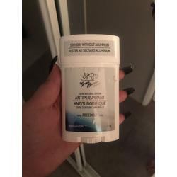 Green beaver deodorant