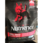 Nutrience Subzero Small Breed