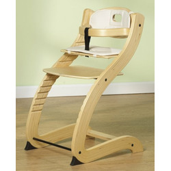 PRIMO Deluxe Easy Chair (Natural Birch wood color)