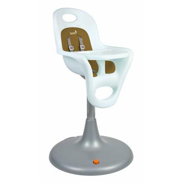 Boon Flair Highchair Seat Pad - Chocolate