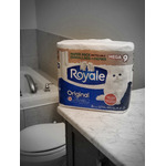 royale Original Recyclable Paper Pack 9 Mega Roll