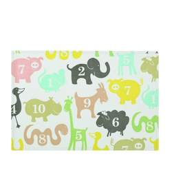 "Sugar Booger ""Numbers"" Feeding Collection Tabletop Splat Mat"