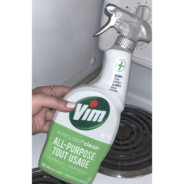 vim everyday clean all purpose spray
