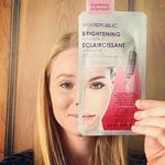 Skin Republic Vitamin C Brightening Face Mask