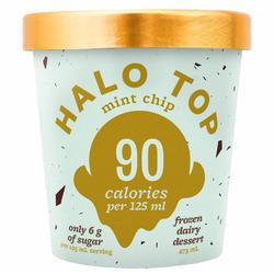 Halo Top Mint Chip Frozen Dessert