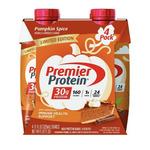 Premier Protein Shake Limited Edition Pumpkin Spice