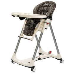 Peg Perego 2010 Prima Pappa Diner High Chair, Naif Cacao