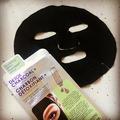 Skin Republic Detox Charcoal Face Mask Sheet