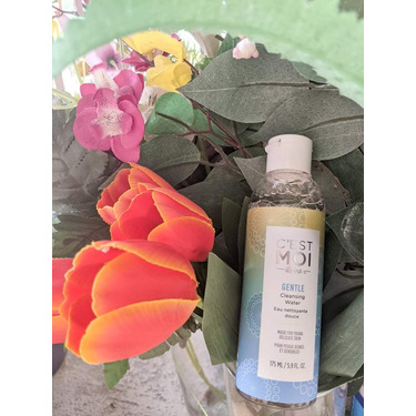 c'est moi cleansing water