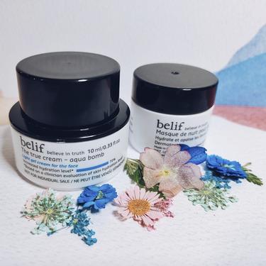 Belif Aqua Bomb Lip Sleeping Mask
