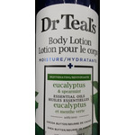 dr. teal's rejuvenating eucalyptus & spearmint body lotion
