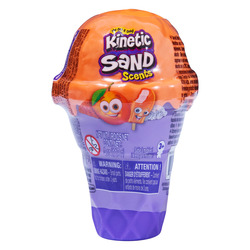 Kinetic Sand Scents 4oz Ice Cream Cone Container