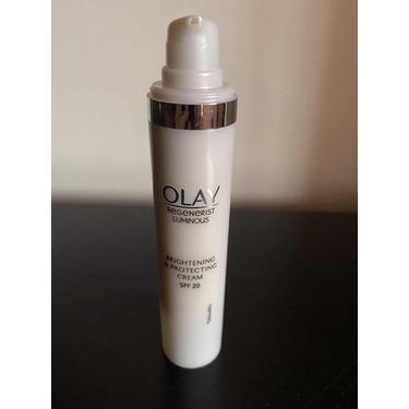 Olay Regenerist Luminous Brightening & Protecting Cream with SPF 20