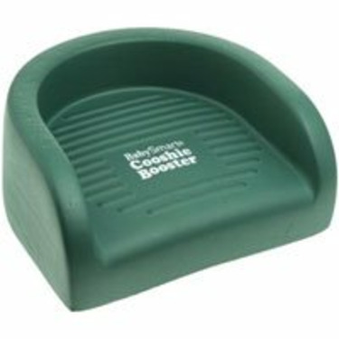 Baby Smart Cooshie Booster Seat - Green