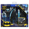Batman Bat-Tech Flyer with 4-inch Action Figures